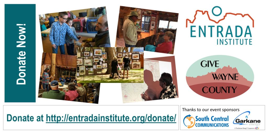 It's Not Too Late! - Entrada Institute